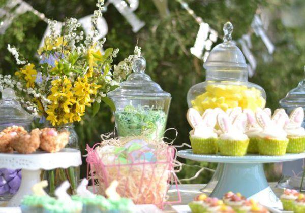 Decorațiuni handmade de Paște