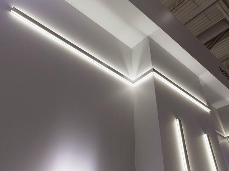 Linear led module MILLELUMEN ARCHITECTURE Millelumen Architecture Collection by millelumen | design Dieter K. Weis