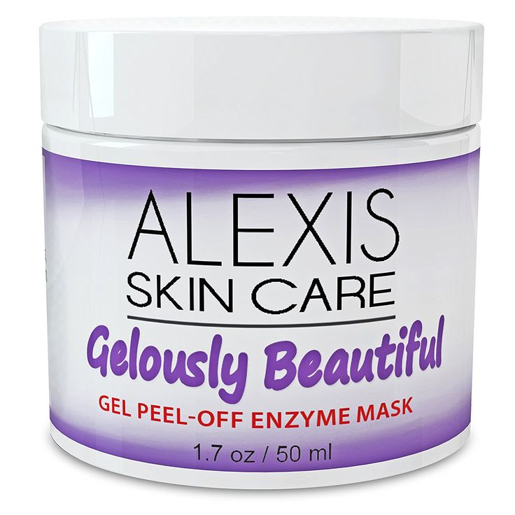 Premium Peel-Off Mask - BEST Anti-Aging Facial - Brighter Skin - Blackhead Remover - Powerful Enzymes Exfoliate Dead Skin Cells - Minimizes Pores - Deep Cleansing Gel - Face Peel for Acne and Scars - Men and Women >>> Want additional info? Click on the image.