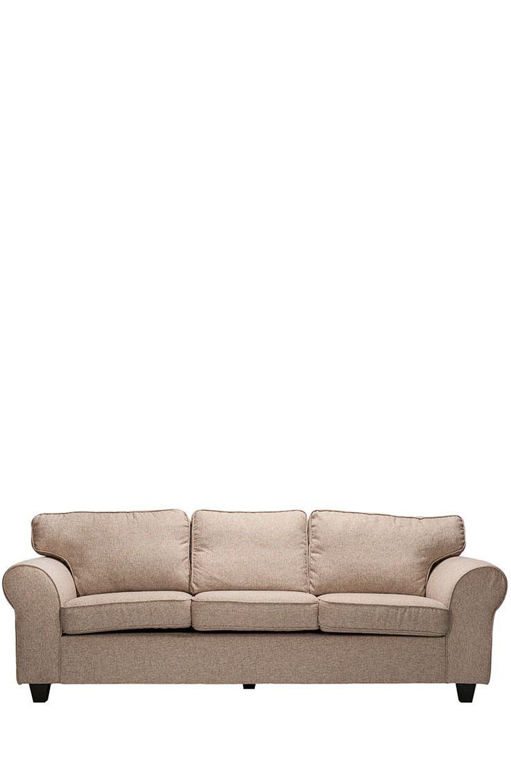 Charleston 3 Seater Sofa| Mrphome Online Shopping