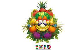 Mascotte Expo 2015