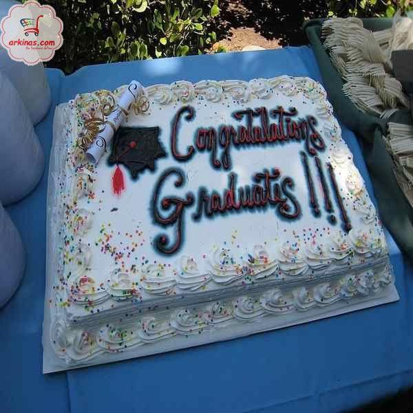 Pre_Order Abschlussfeier Kuchen Design von Coopers Bäckerei   – Birthdays