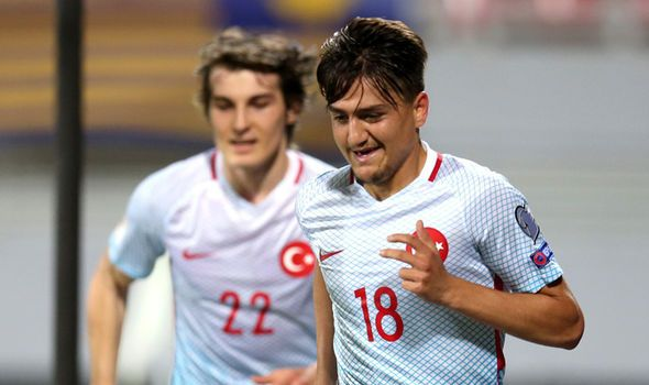 Turkish star Cengiz Under reveals Manchester United and Chelsea transfer ambitions - http://buzznews.co.uk/turkish-star-cengiz-under-reveals-manchester-united-and-chelsea-transfer-ambitions -