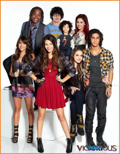 "Nickelodeon's ""Victorious"" Episode ""The Bad Roommate"" Promo"