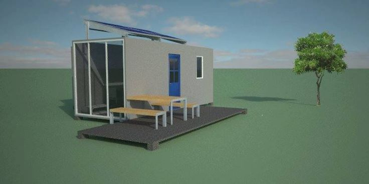 Project IKOS, like House: Greek researchers create refugee homes through 3D printing