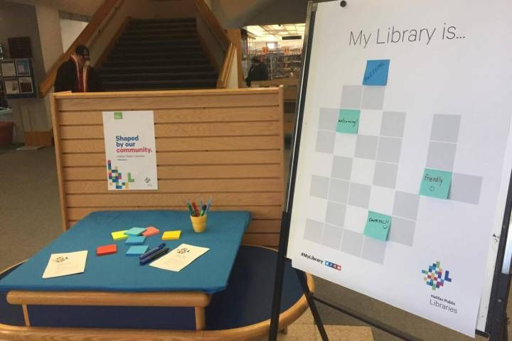 'We're in the people business': Halifax Public Libraries launches new brand