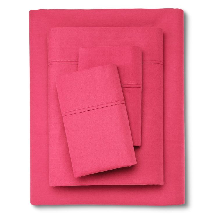 Organic Sheet Set (Queen) Honeysuckle 300 Thread Count - Threshold