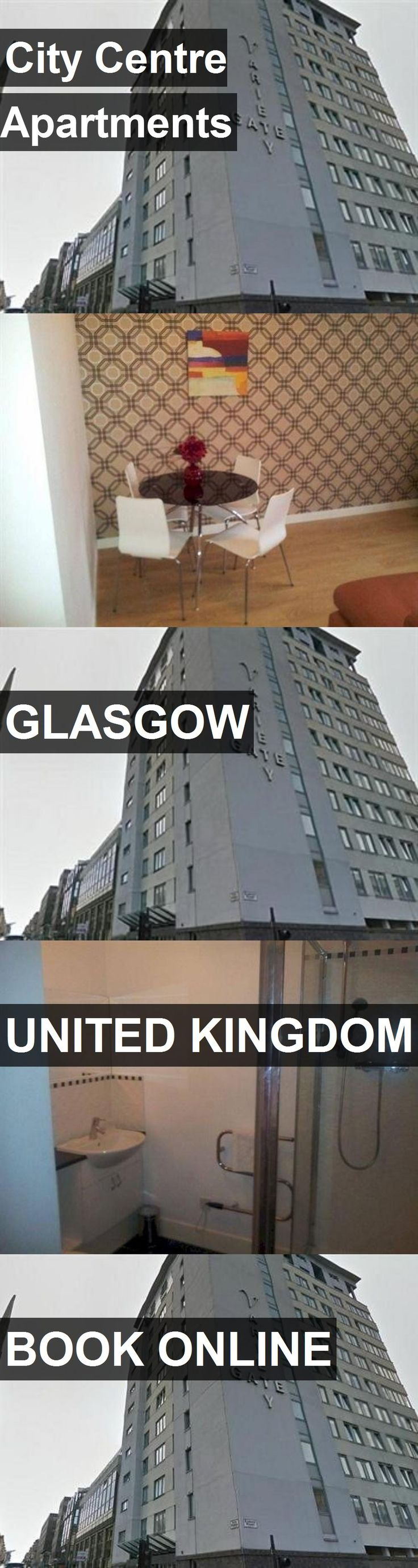 Hotel City Centre Apartments in Glasgow, United Kingdom. For more information, photos, reviews and best prices please follow the link. #UnitedKingdom #Glasgow #CityCentreApartments #hotel #travel #vacation