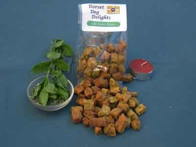 Dorset Dog Delights - Homemade healthy and natural treats for all dogs.