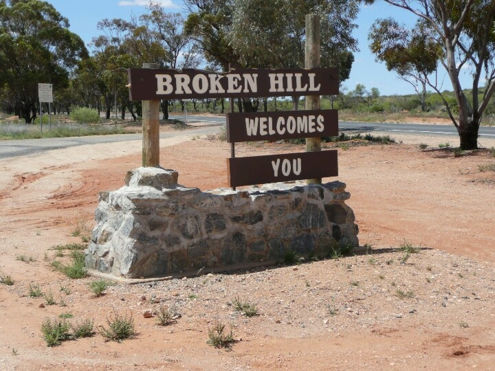 Broken Hill recommended hotels , tours  places