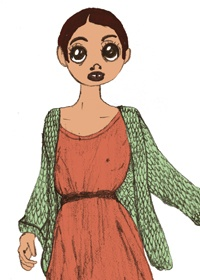 One of our Illustrators, Donya Todd
