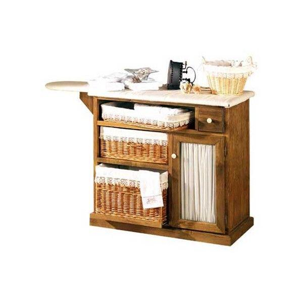 Muebles desplegables buscar con google muebles - Mueble tabla de planchar ...