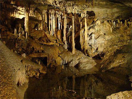 Les grottes de Han sont situées dans les Ardennes Belges, près de Namur. Elles sont considérées, à juste titre, comme une des plus belles du Monde. J'aime beaucoup les Grottes de Han. Le village est sympa également.