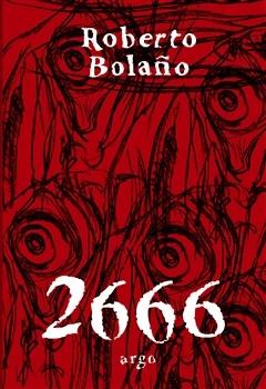 V kompozičně bohatém románu 2666 se mísí detektivka s eposem, filozofický román s básní, citová výchova s vědeckofantastickou literaturou, novinová reportáž s lékařskými záznamy šílených stavů choré mysli. Hlavními hrdiny jsou tři profesoři německé literatury, které spojuje láska k dílu tajemného spisovatele Archimboldiho i k jejich anglické kolegyni. Čtyři badatelé se vydají po stopách Archimboldiho do Mexika, kde se dozvědí o řadě brutálních vražd žen a dívek.