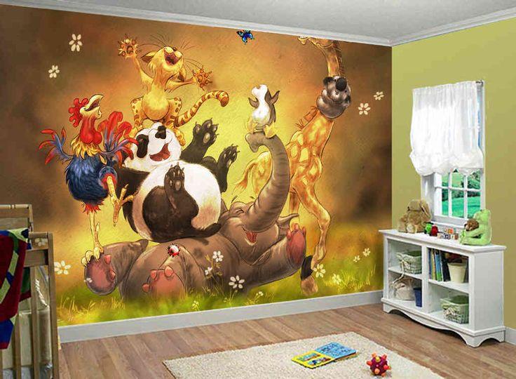 44 best Wallpaper Murals for Boys! / Murales en Papier-Peint pour ...