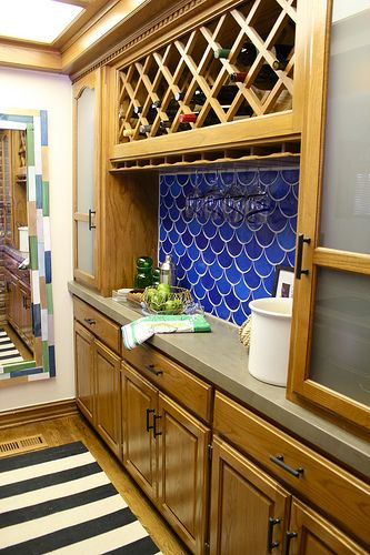 over your laminate countertops! Product used: Ardex Feather Finish ...