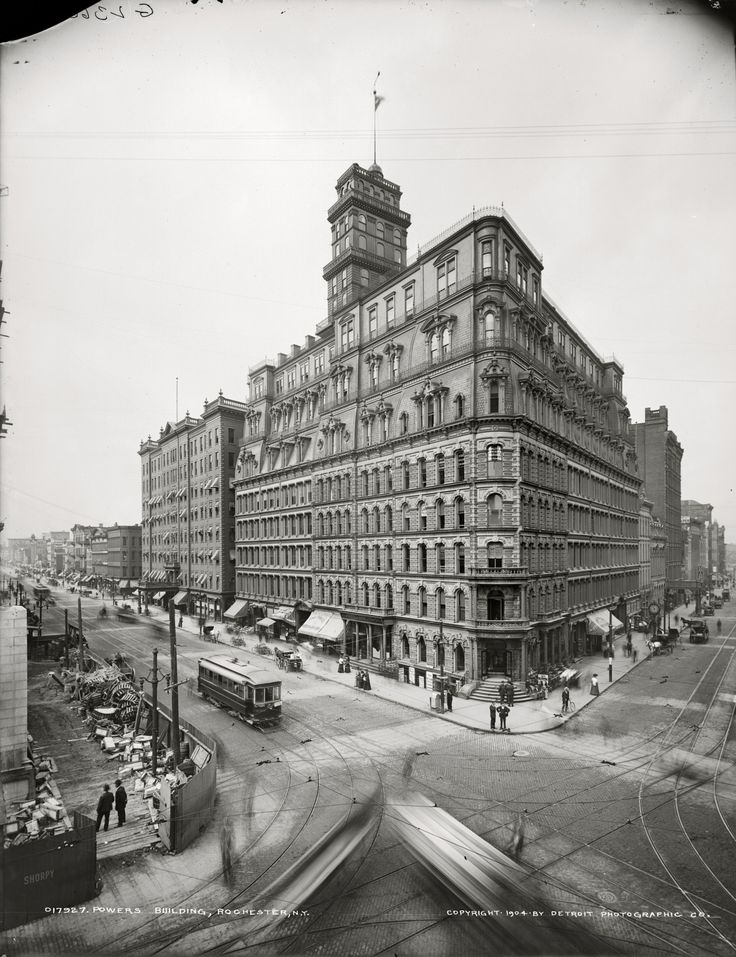 1 bedroom apartments for rent in rochester ny%0A Rochester  New York c        via Shorpy Historical Photo Archive