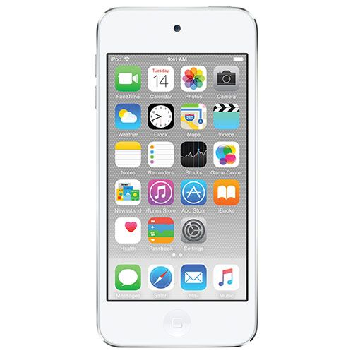 Apple iPod touch 6th Generation 16GB - Silver