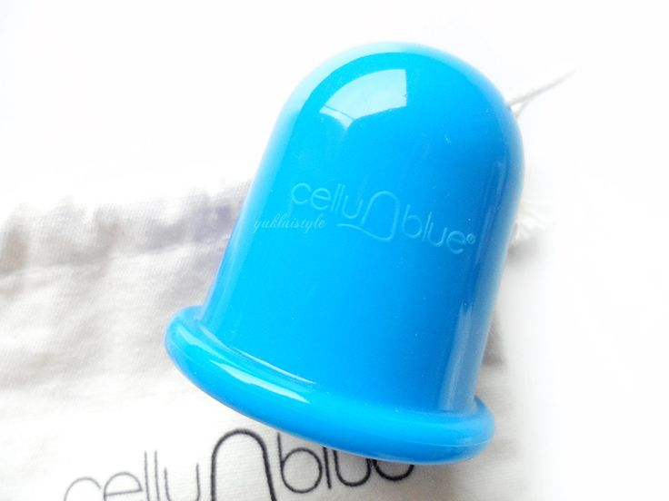 Anti-cellulite CelluBlue Cup - yukluistyle