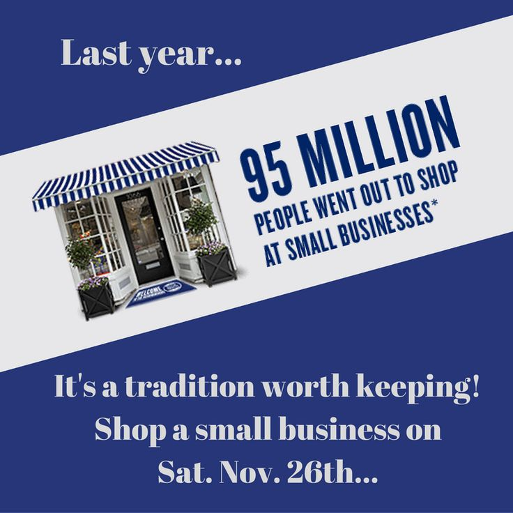 Did you know that Small Business Saturday was launched in 2010 by American Express. Now it's a thing! http://myteamconnects.com/small-business-saturday/?utm_campaign=coschedule&utm_source=pinterest&utm_medium=My%20Team%20Connects&utm_content=Small%20Business%20Saturday #shopsmall #smallbusinesssaturday