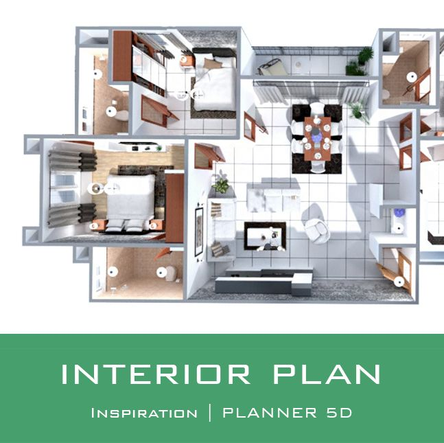 Pin By Planner 5d Home Design Tool On Proyek Untuk Dicoba Interior Decorating Tips Design Your Dream House Home Planner