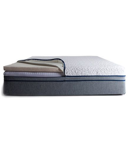 "The Novosbed | The modern mattress is a ""bed-in-a-box"" and these ten companies offer a wide range of options—all with compact packaging, direct delivery, and quality construction with a reasonable price tag. In the name of scientific research, our editors slept on the job and reported back so you can find the right mattress and rest easy."