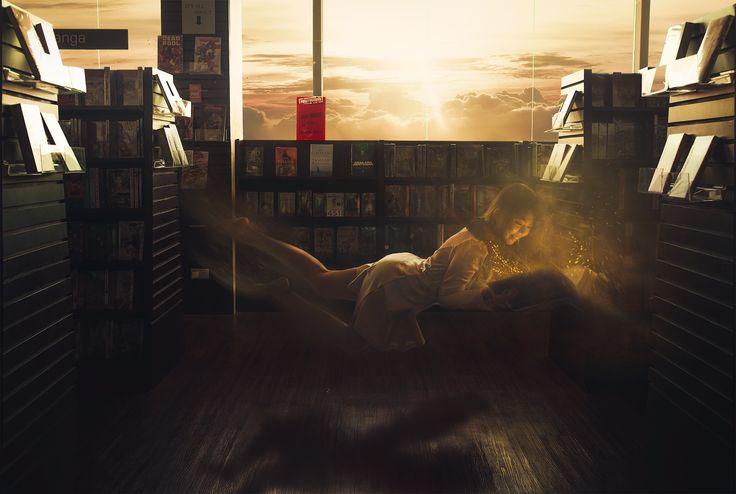 Books by CJ Tajonera Bio - Surreal Fine Art Photography