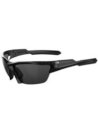 5.11 Tactical CAVU Half Frame Sunglasses :: The 5.11 Tactical CAVU Half Frame Sunglasses feature bold new styling and come with smoke, ballistic orange and clear lenses. The three distortion-free lens variations offer various strengths of light transmission (15% Smoke, 53% Ballistic Orange, Clear 89%) and are scratch, crack and craze resistant. They also come with a molded protective case with web attachment point, storage/cleaning bag, lens bag, and neck strap.