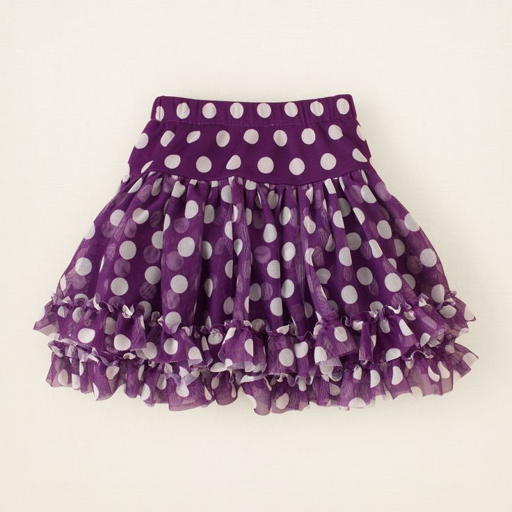 baby girl - bottoms - polka dot tutu skirt | Children's Clothing | Kids Clothes | The Children's Place