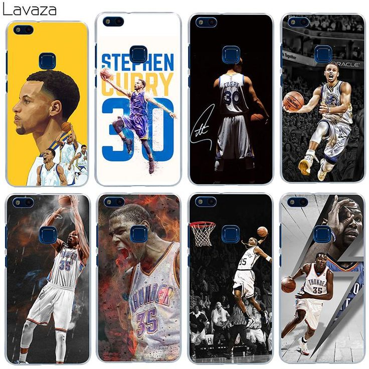 Lavaza Basketball Kevin Durant Stephen Curry Case for Huawei Honor Mate Y7 Y6 Y5 Y3 P9 P8 P10 10 9 8 7X 6X 6A Lite Plus Pro 2017