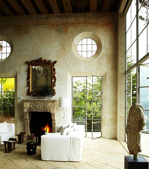 .Decor, Expo Beams, Livingroom, Interiors Design, Living Room, High Ceilings, House, Architecture Digest, Design Home