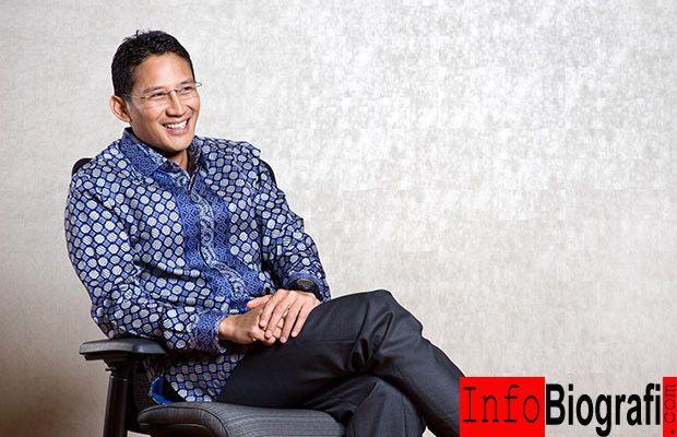 Biografi Lengkap Sandiaga Uno Pengusaha Muda dan Wakil Gubernur Jakarta Periode ke-19 - http://www.infobiografi.com/biografi-lengkap-sandiaga-uno/