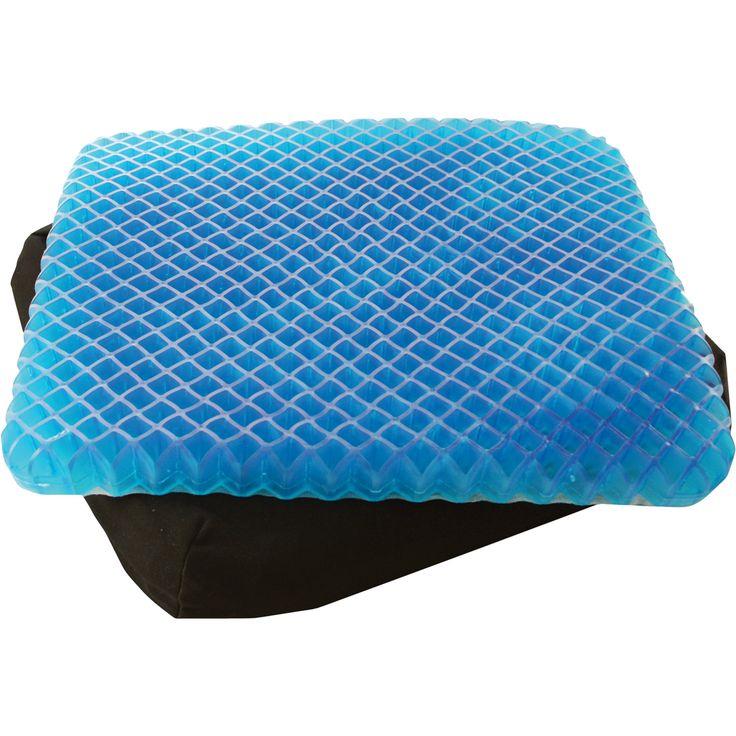Wondergel Original Seat Cushion 16in L X 18in W X 1 25in Thick