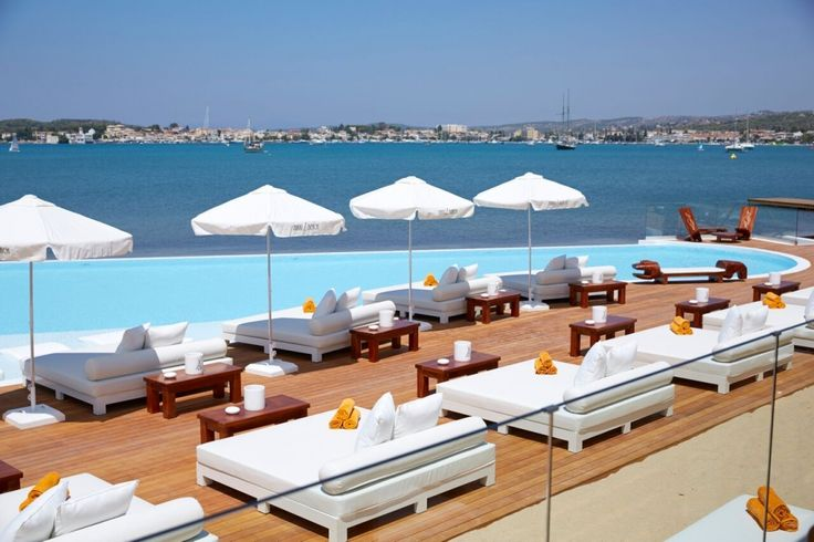 Nikki Beach Resort and Spa -Portoheli.   Living Postcards - The new face of Greece