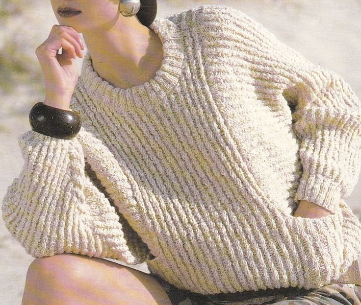 Knitting Pattern Box Jumper : 63 best images about Cream Coloured Wool Vintage Knitting Patterns on Pintere...