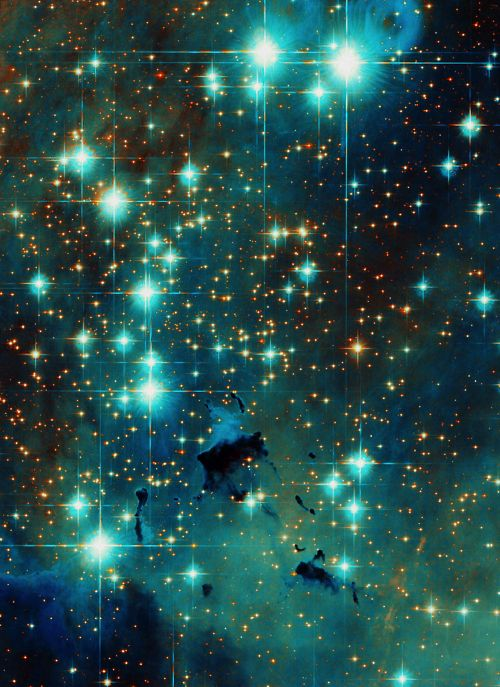 explode with your own stars.