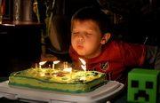 Verjaardag gedichten voor een negende verjaardag, leuke verjaardagsgedichten
