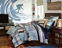 Beadboard Surf Tides Bedroom | PBteen