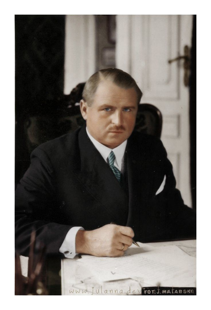Stefan Starzyński (August 19, 1893 - c. October 17, 1943(?)) -Polish politician, economist, writer and statesman, President of Warsaw before and during the Siege of Warsaw in 1939.