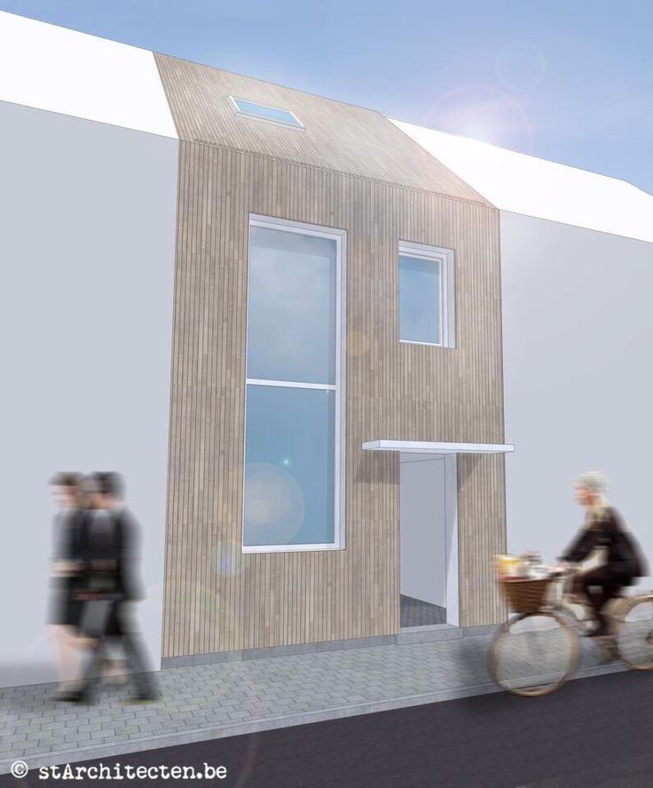 Passive house projects belgium