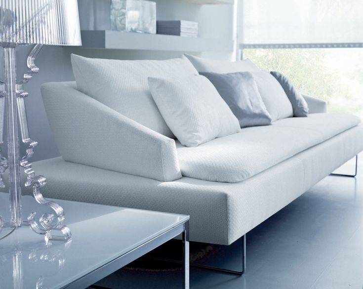 140 best Sofa images on Pinterest Sofas, Canapes and Sofa beds - design sofa moderne sitzmobel italien