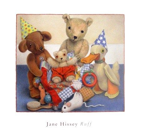 Party Hats ~ Jane Hissey