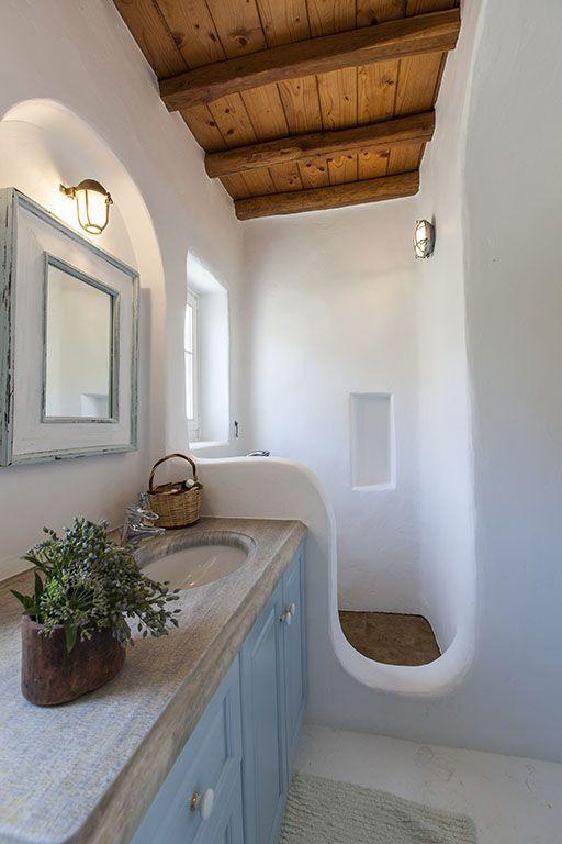 Mykonos, Ville di lusso a Mykonos, Galleria di foto di Villa Yvette di lusso —> Repinned …