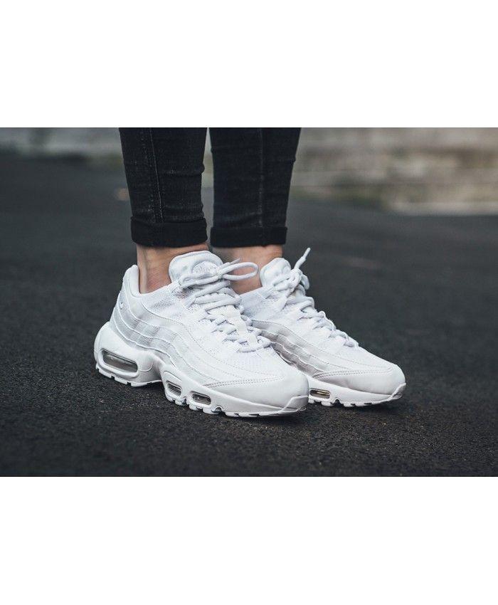 Nike Air Max 95 OG WhitePure Platinum Women's Shoes