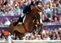 Olivier Guillon of France rides Lord De Theize