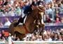 Nick Skelton rides Big Star