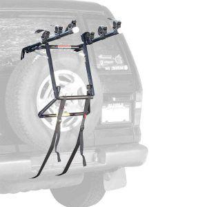 8. Allen Sports Deluxe 3-Bike Spare Tire Mount Rack