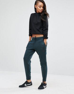 Nike Premium - TF - Pantalon de survêtement - Vert forêt
