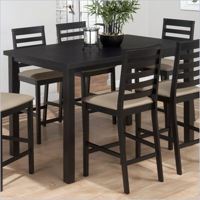 Jofran Bonn Town 7 Piece Counter Height Dining Set   Every Meal Is A Tall  Order   In The Best Sense   At The Jofran Bonn Town 7 Piece Counter Height  Dining ...