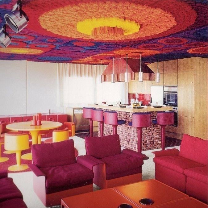 Interior Design By Retro Interiors: Best 25+ 1970s Architecture Ideas On Pinterest
